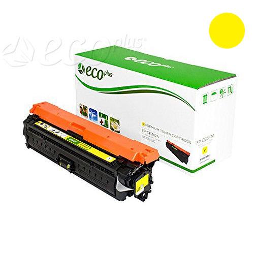 HP 651A Toner Cartridge Remanufactured, Yellow
