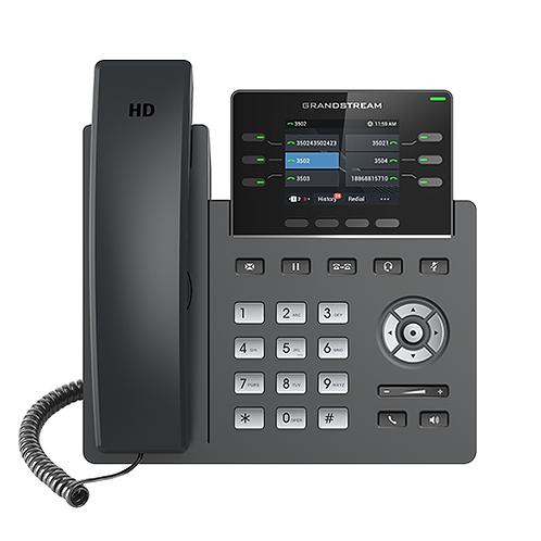 Grandstream GRP2613 3-Line Carrier Grade IP Phone