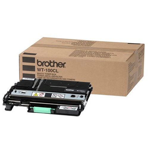 Brother WT100CL Waste Toner Container Genuine