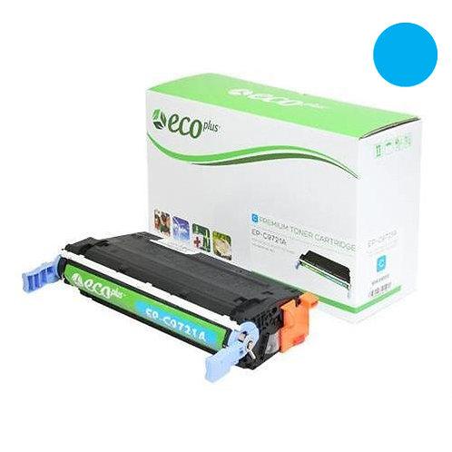 HP 641A Toner Cartridge Remanufactured, Cyan