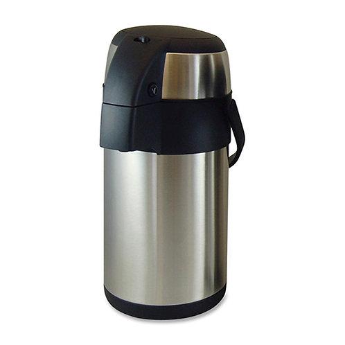 Genuine Joe High Capacity Vacuum Airpot - 2.5 Liters