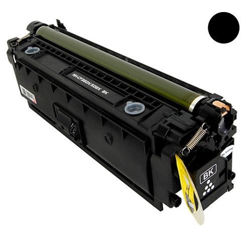 HP 508X Toner Cartridge Remanufactured, Magenta