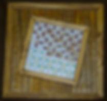 櫻湯の浴室床タイル2種
