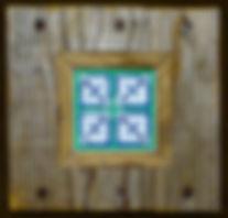 櫻湯の浴室壁タイル