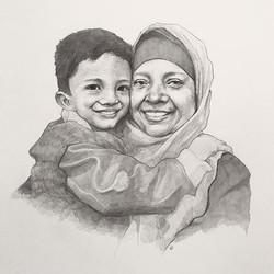 Portrait for Irfan