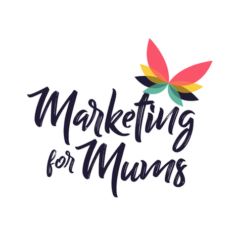 Marketing for Mums Logo design.png