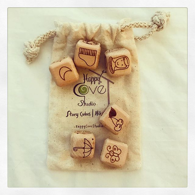 All natural Story Cubes Game and Learnin