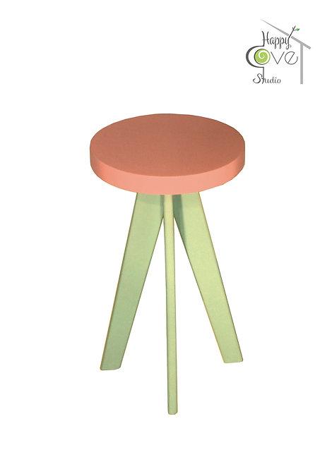 Pop-Up | Wooden Stool