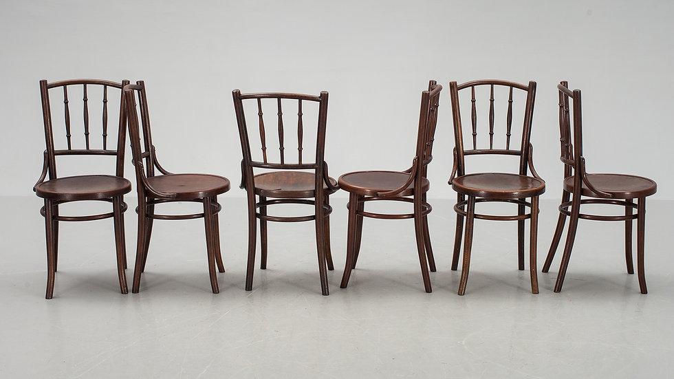 Thonet Chairs 1945
