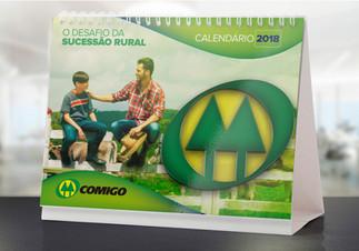 Calendário 2018 COMIGO