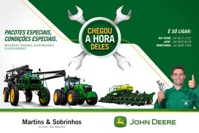 Martins & Sobrinhos - Anúncio