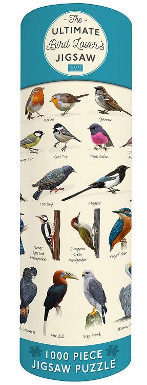 1000 Piece Jigsaw - The Ultimate Bird Lovers Jigsaw