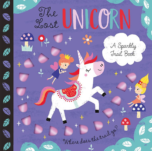 A Sparkly Trail - The Lost Unicorn