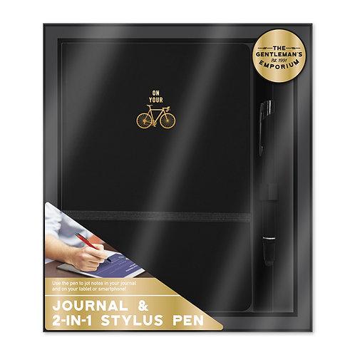 Notebook/Stylus Pen Set - Gentleman's Emporium