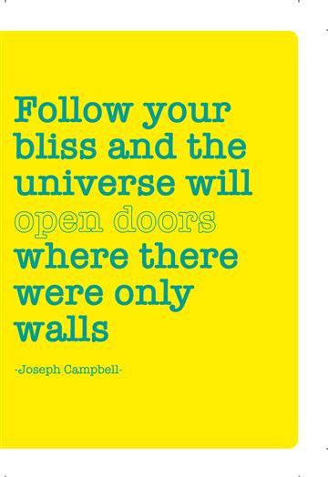 Journals for Success -Joseph Campbell