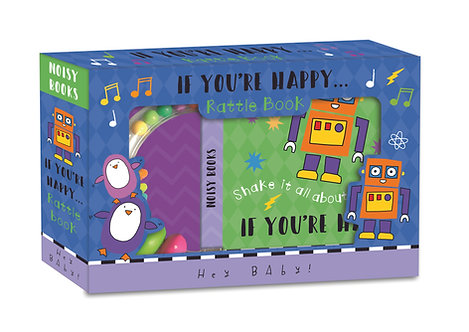 If You're Happy - Rattle Book