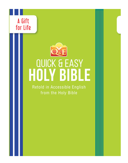 Quick & Easy Bible - Concise Version