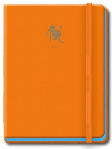Leo A5 Flexi Zodiac Journal