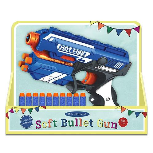 Soft Bullet Gun - Fun Day Games