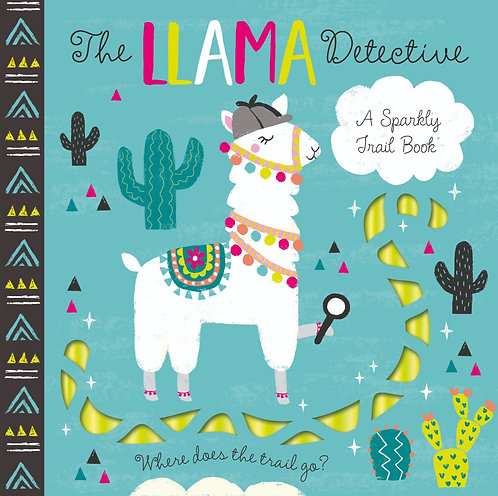 A Sparkly Trail - The Llama Detective