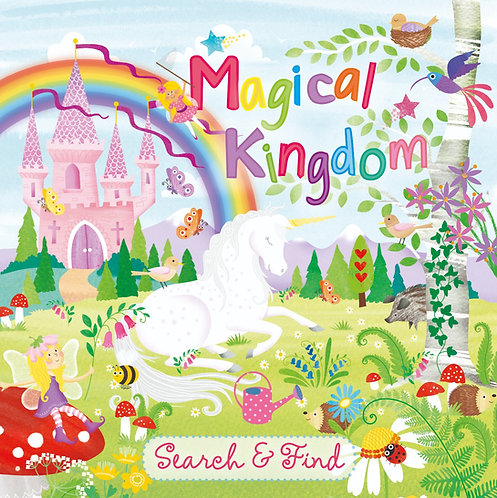 Search & Find - Magical Kingdom