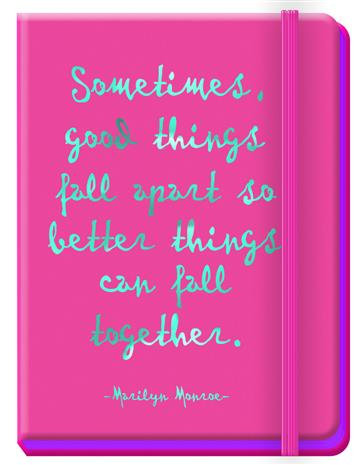 Journals for Success - Marilyn Monroe