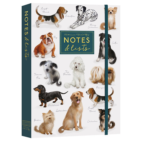 Patricia MacCarthy Dogs Things To Do Folder