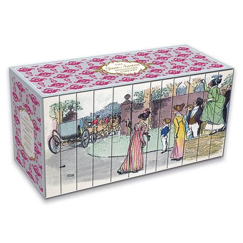 Jane Austen Library - 13 Book Slipcase Set