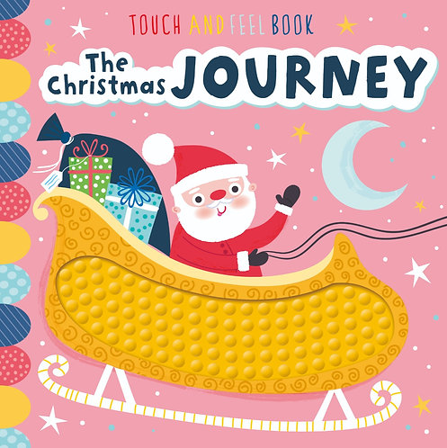 The Christmas Journey - Silicon Board Book