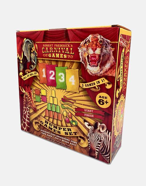 Bumper Games Set - Carnival Games