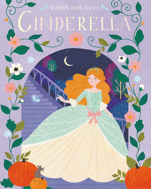 Cinderella - Window Book