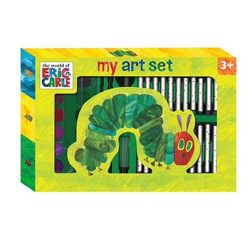 Art Set - Eric Carle Hungry Caterpillar