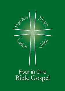 Four in One Bible Gospel