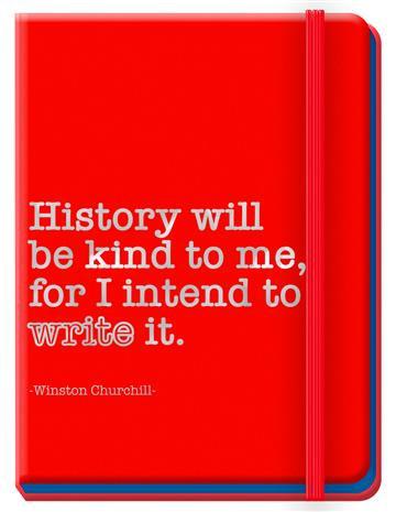 Journals for Success - Winston Churchill
