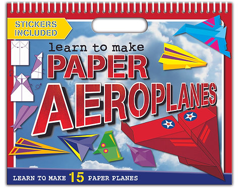 Learn to Make Paper Aeroplanes