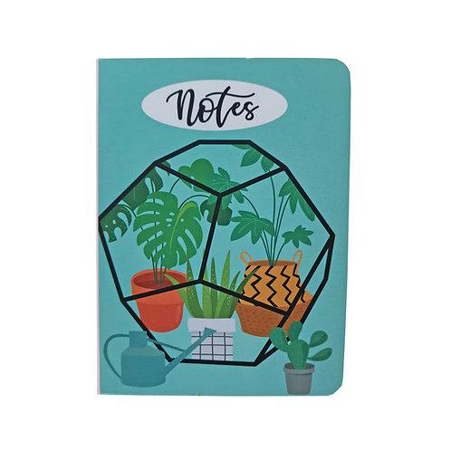 A6 Notebook - Urban Jungle