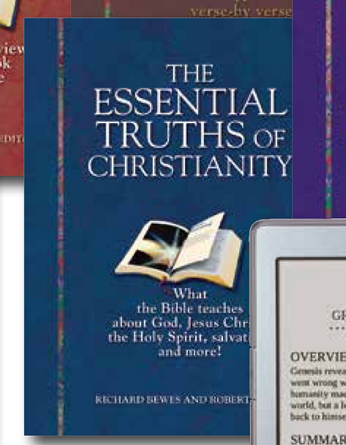The Essential Truths of Christianity
