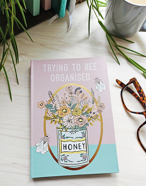 Things To Do Notes and List Pad - Beekeeper