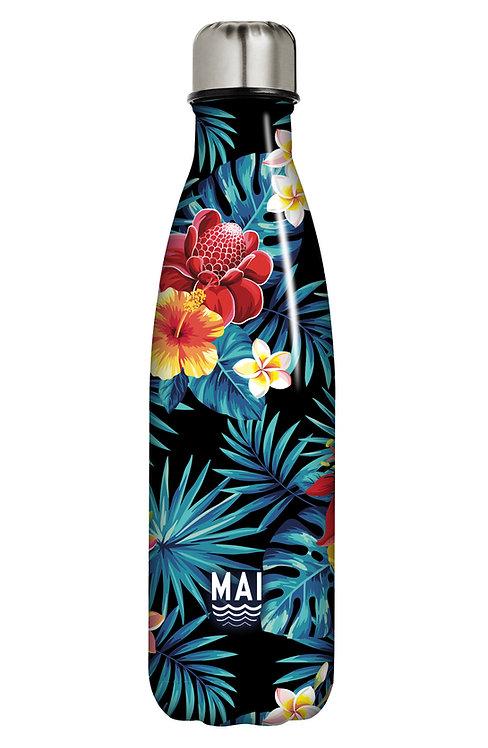 Water Bottle - Mai Surf Hawaiian Blue