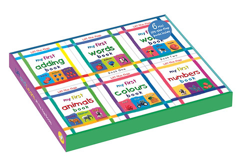 Lift and Learn - Lift-the-Flap Books