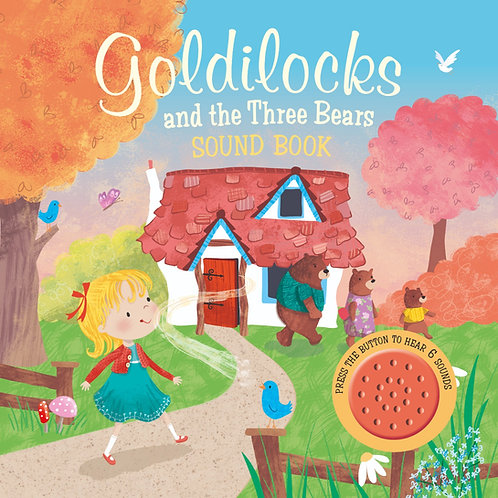 Goldilocks and the Three Bears Sound Book