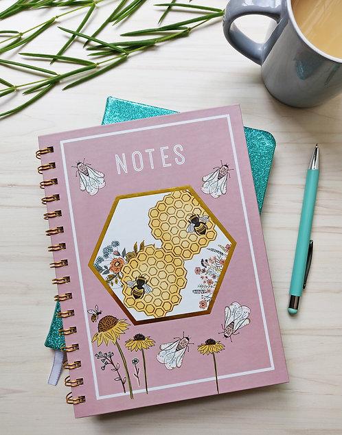 A5 Notebook - Beekeeper