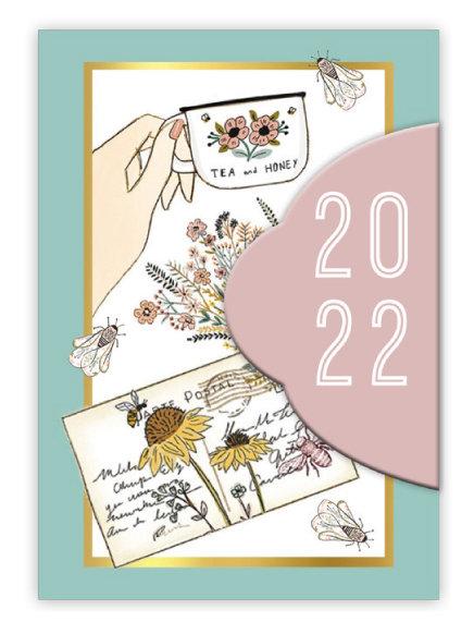2022 Mini Diary - Beekeeper