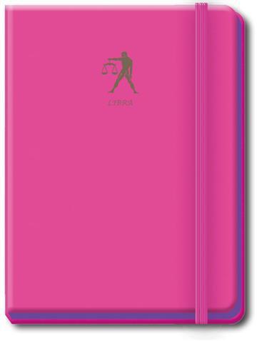 Libra A5 Flexi Zodiac Journal