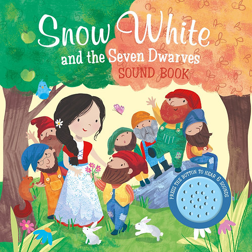Snow White and the Seven Dwarves Sound Book