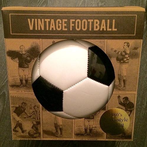 1980's Retro Style Football