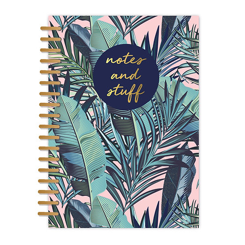 A5 Notebook - Palm Springs