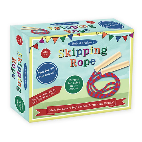 Skipping Rope - Fun Day Games