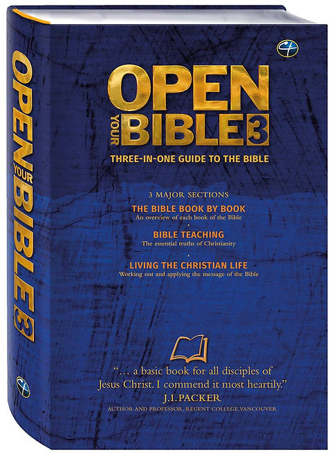 Open Your Bible 3
