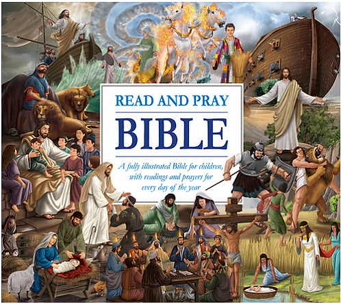 Read & Pray Bible
